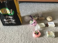 Lush handmade soaps from natural products Chantilly