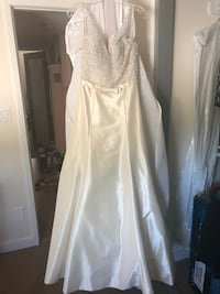 Beautiful Wedding Dress never worn Culver City, 90232