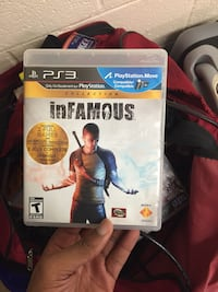 PS3 Uncharted 4 game case Takoma Park, 20912