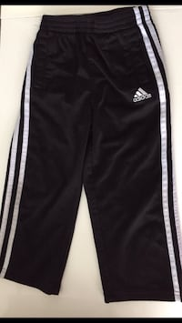 adidas -black pants for kids size 3 T ex co as new. Upper Gage Hamilton, L8V 4K6
