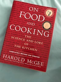 On Food and Cooking Textbook Toronto, M6M 1T2