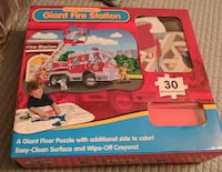 Giant Fire Station Puzzle Chesapeake, 23322