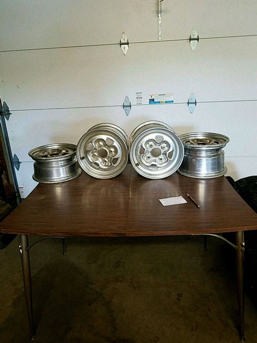 Photo 4 ATV RIMS OFF A 2002 660 Grizzly
