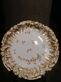 DECORATIVE PLATE. MADE IN GERMANY Hesperia, 92345