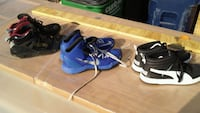Mens size 12-13 shoes, all like new!!! Urbandale, 50322