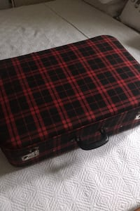 Vintage suit case perfect condition $ 10  Brampton, L7A 0K2