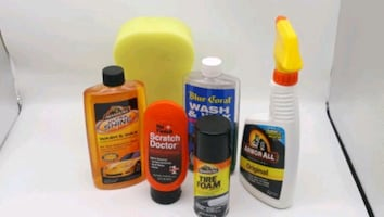 6 Car Cleaners