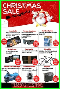 GREAT CHRISTMAS GIFTS! Bakersfield, 93301