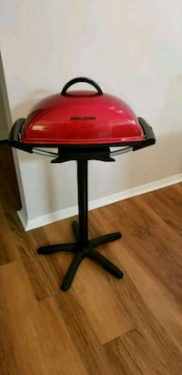 George Foreman standing grill 32 km