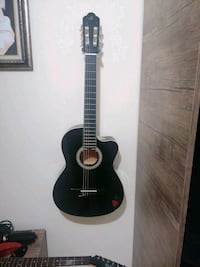 Gitar Barcelona LC3900BK Highway spanish hand guitar