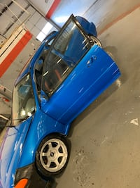 1995 Honda Civic Chantilly