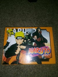 Naruto keychains / necklaces