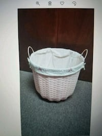 Laundry bucket for baby