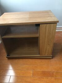 Small TV Stand swivel