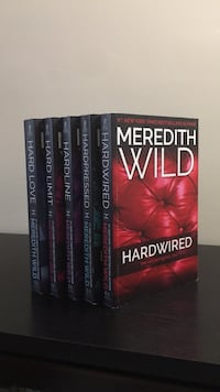 The Hacker Series Meredith Wild  Catonsville, 21228