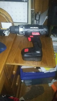 black and red Craftsman cordless hand drill Temple Hills, 20748