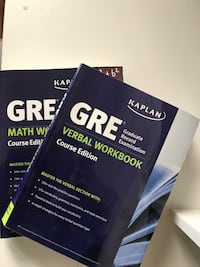 GRE study guide Chevy Chase, 20815