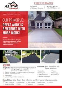 Driveway Asphalt and Concrete etc. Glen Burnie