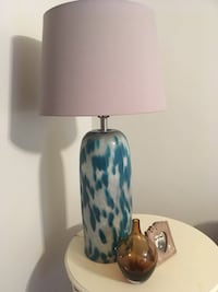 Blue and grey table lamp! New York, 11372