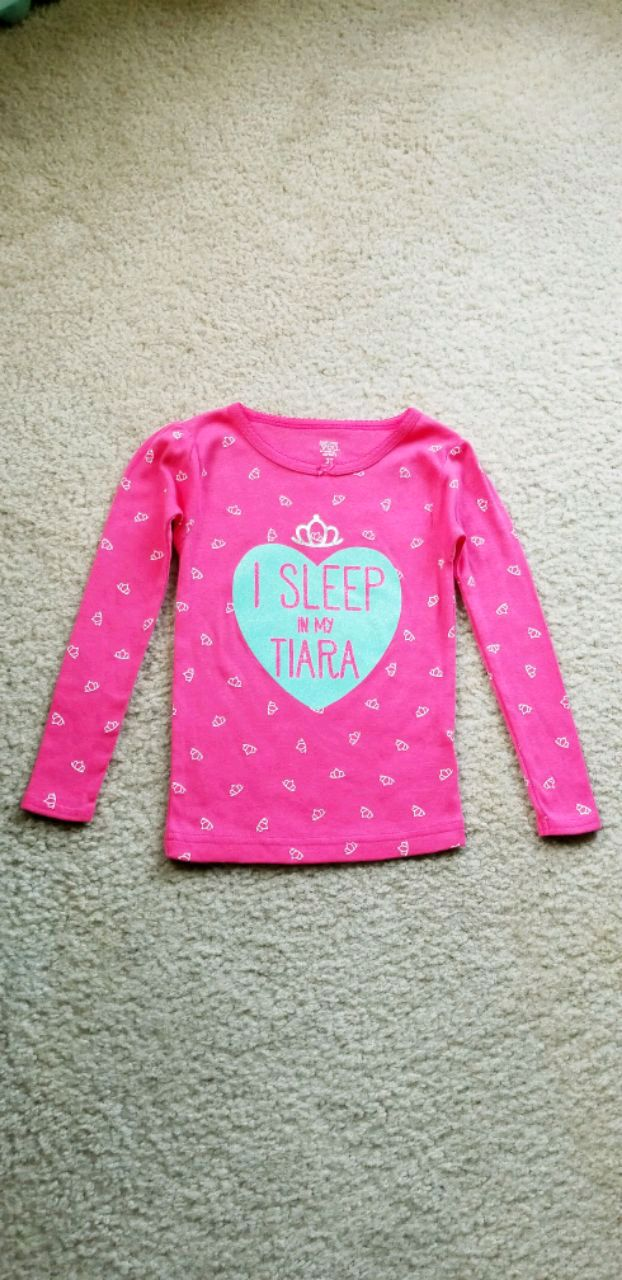 Photo New toddler 3T pink top