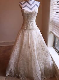 Priscilla Of Boston Gown. Must See. Purchased at $7,508. Pasadena