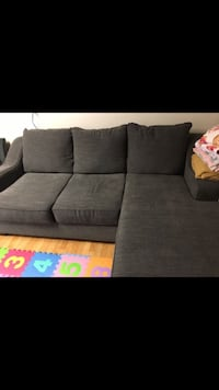Chaise Couch- Living Spaces Alhambra, 91801