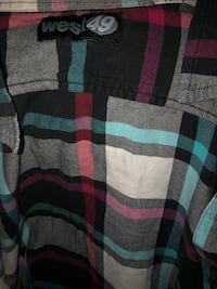 West 49 flannel warm and comfy
