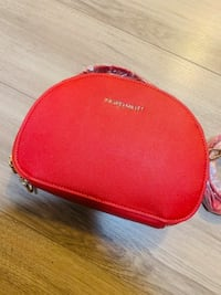 New red crossbody bag Vancouver