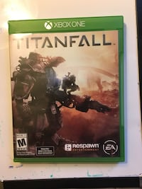 Titanfall xbox one game case Frederick, 21702