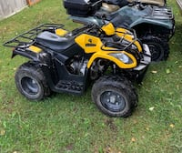 2 four wheelers and trailer Anchorage, 99507