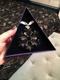 Swarovski limited edition ornament