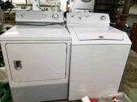 Maytag Washer and Amana Dryer West Springfield