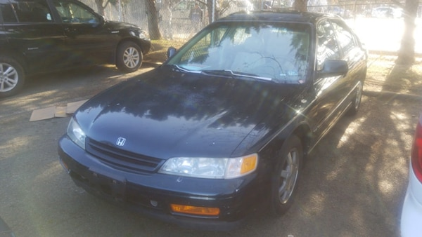 1995 Honda Accord EX 0