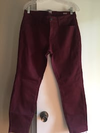 BRAND NEW SKINNY ANKLE JEANS ANA BRAND SIZE 12 Coppell, 75019