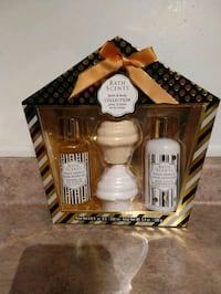 Bath Scents Set