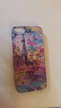 iPhone 5 case (comes with mirror) Grande Prairie, T8V 5G6