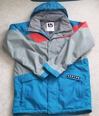 Mens snowboard jacket