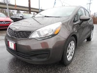 2014 Kia Rio Brown Surrey, V3T 2T3