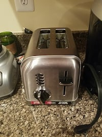 stainless steel two hole toaster bread Rockville, 20852