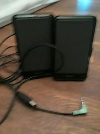 black tablet computer with charger Fairfax, 22030