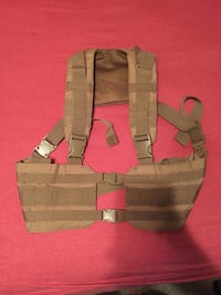 Molle Tactical Vest Georgetown, 40324