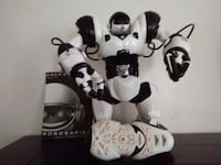 Robosapien robot toy with remote and manual  Fort Lauderdale, 33317