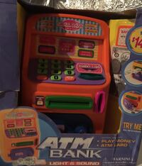 ATM bank toy Fairfax, 22030