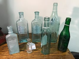 Lowell & Chelmsford MA Vintage & Antique Bottles