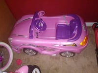 toddler's purple ride on toy car Frederick, 21701