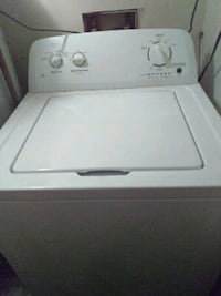 white top-load clothes washer Washington