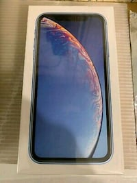 Iphone xr blue 64gb must go Vancouver