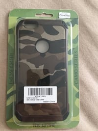 brown and black camouflage iPhone case 873 km