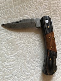 Beautiful wood Pen Knife