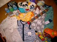 All new toddler's assorted clothes and accessory Dayton, 45429